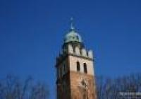 Nagytarcsai Evangélikus Templom - a pártázat