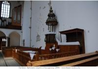 Nyírbátori Református Templom szószék