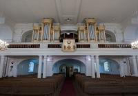 Orosházi Evangélikus Templom - orgona
