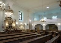 Orosházi Evangélikus Templom - belső