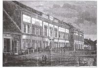 Újkollégium 1857.