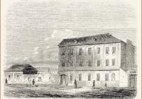 Pápai Főiskola Óépülete