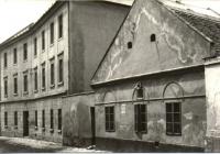 A Petőfi-ház a Református Kollégiummal XVIII. sz.