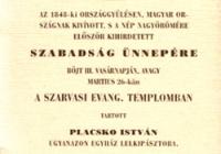Placskó István evangélikus lelkész