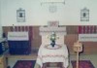 Siófok  Református Templom - imaház belső