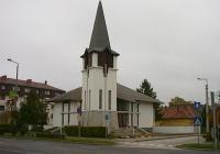 Siófok  Református Templom - a kész templom