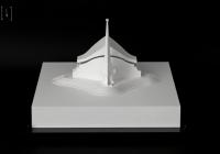 Szamoskéri Református Templom 3D-ben