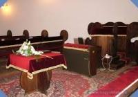 Szamoskéri Református Templom - belső