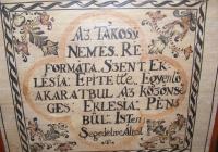 Tákos Református Templom
