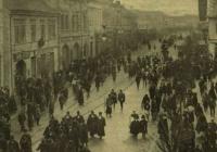 A temetés Miskolcon