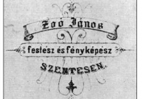 Zoó János festőművész