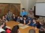 Kaposvári diákok látogatása az Országos Levéltárban