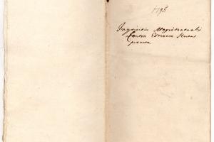 Bírósági jegyzőkönyv Pap István és Kutas Eszter házasságtöréséről 1795