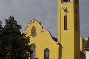 Egri református templom