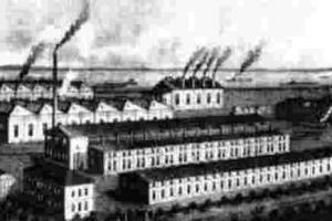A Röck család és gépgyára