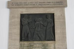Comenius emléktábla