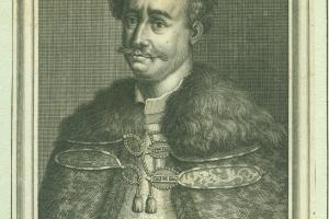 Thököly Imre arcképe