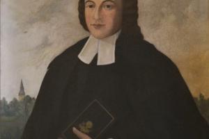Tessedik Sámuel festmény