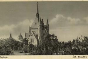 Szolnoki református templom