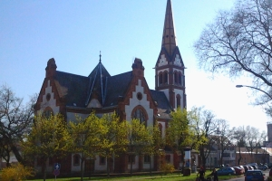 Verestemplom - Debrecen