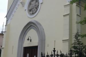 Szolnoki evangélikus templom