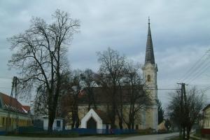 Csányoszrói Református Templom