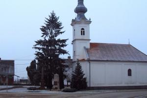 Dencsházai Református Templom