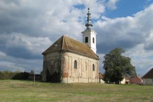 Nagycsányi Református Templom