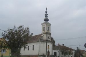 Rádfalvai Református Templom