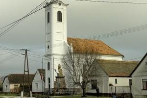 Tésenfai Református Templom