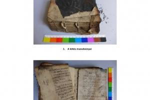 Lang Mátyás és Schubert Pál prédikációs kötetének restaurálása