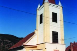 A dömösi református templom