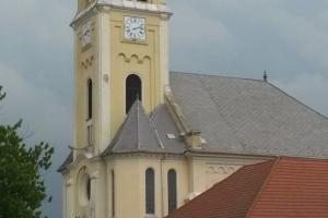 A komáromi református templom