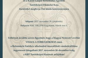 Kiállításmegnyitó és konferencia az MNL Pest Megyei Levéltárában