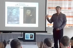 Reformációtörténeti levéltári foglalkozás a tófeji általános iskolában