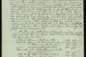 Protestáns hétköznapok - nemes Somogyi János polgárdi református tanító végrendelete, 1836