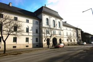 A Sárospataki Református Kollégium tervrajza