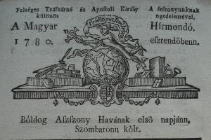 Az első magyar hírlapíró