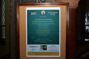 Érdeklődés a tudomány művelése iránt - eredményes nemzetközi konferencia