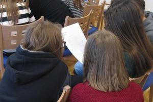 """""""Utazás Wittenbergbe"""" - reformációs óra a MNL Nógrád Megyei Levéltárában"""