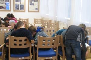 Levéltár-pedagógiai foglalkozás a MNL Nógrád Megyei Levéltárában általános iskolások részére