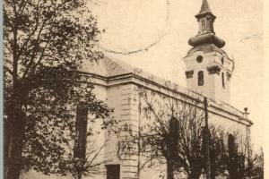 Csokonyavisontai Református Templom - Erdőcsokonya