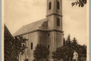 Somogyjádi református templom