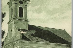 Szabadhídvégi Református Templom