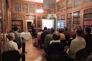 Reformáció 500 MNL soproni projektzáró rendezvénye
