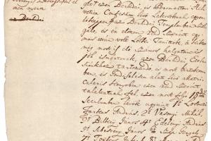 A protestáns egyházak alappillérei – berhidai prédikátorok a 18. században