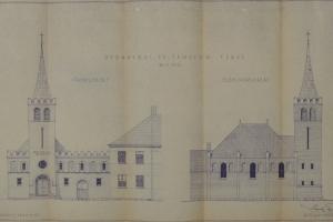 A gyöngyösi evangélikusok templomépítési kísérletének néhány dokumentuma