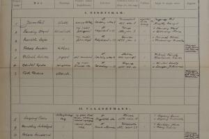 A Hatvani Luther Szövetség alapításának forrásai