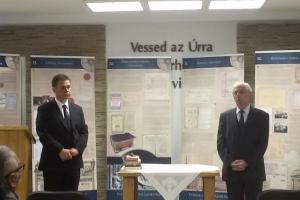 A reformációs vándorkiállítás útja Szabolcs-Szatmár-Bereg megyében
