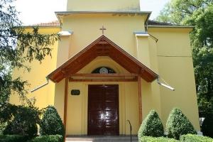 Csabacsűdi Evangélikus Templom